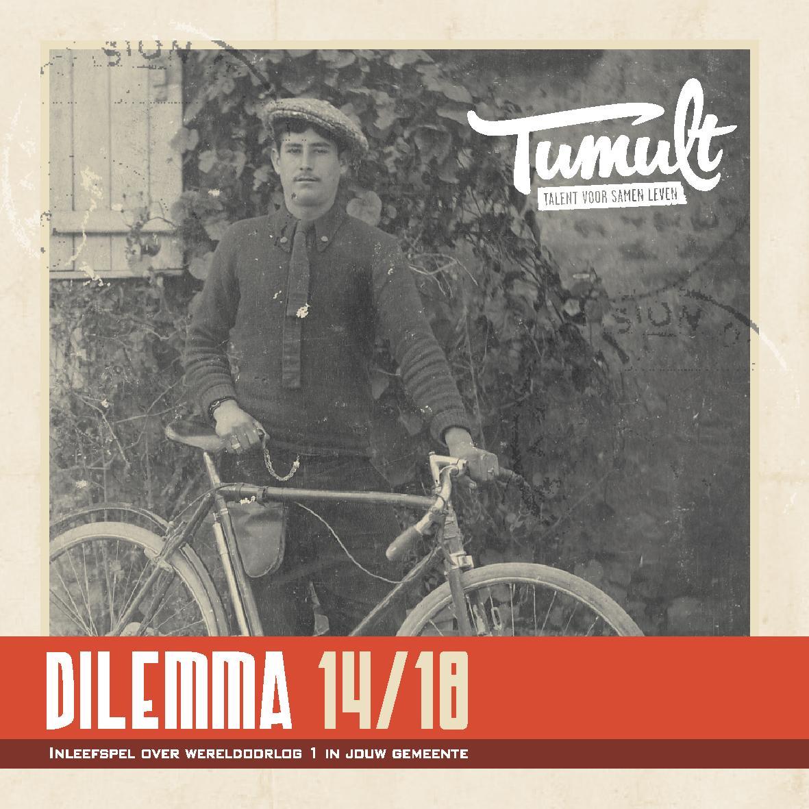 Dilemma 14/18, inleefspel over WOI
