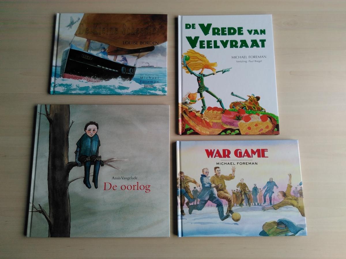 pakket prentenboeken