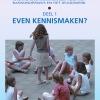boekcover 'Hé, doe je mee?' deel 1: even kennismaken?