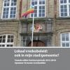 Voorpagina brochure vredesbeleid